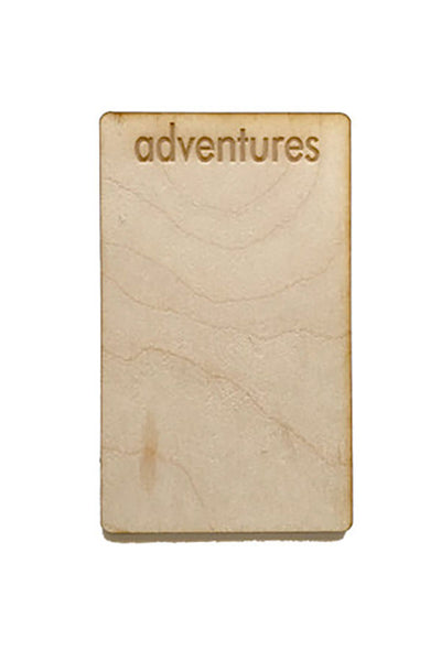 Adventures Plate
