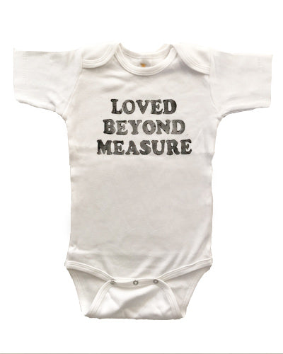 Loved Beyond Measure Bodysuit