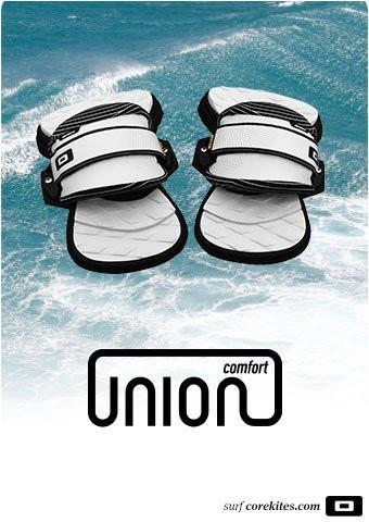 Core Comfort Union Pads and Straps