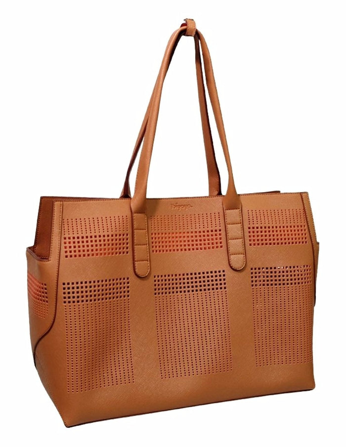 Bolso Check x Check Hazel Brown