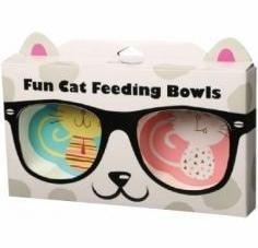 Fun Feeding Bowl verde y rosa
