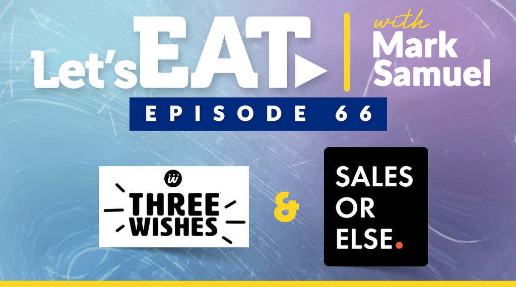 Let's Eat with Mark Samuel - Episode 66