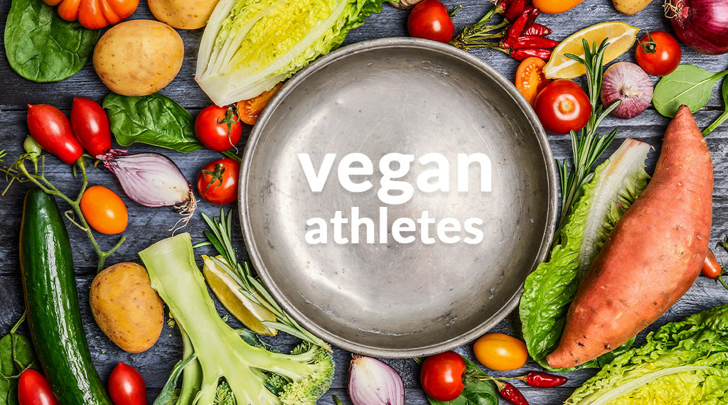 vegan athletes