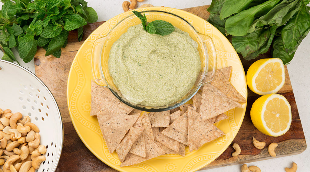 pumped up protein dip
