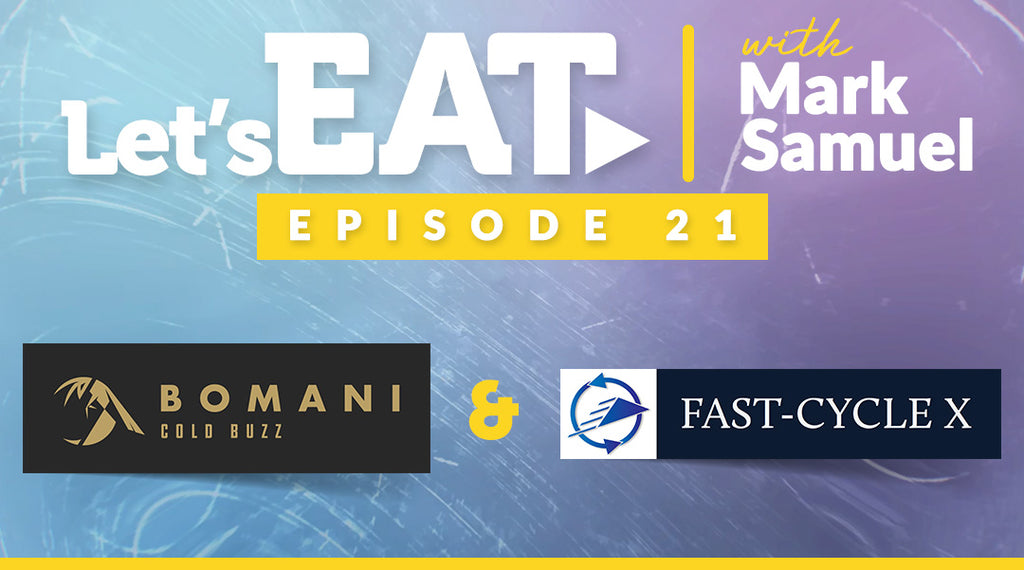 Let's Eat with Mark Samuel - Episode 21