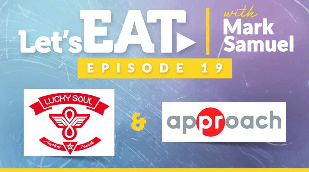 Let's Eat with Mark Samuel - Episode 19