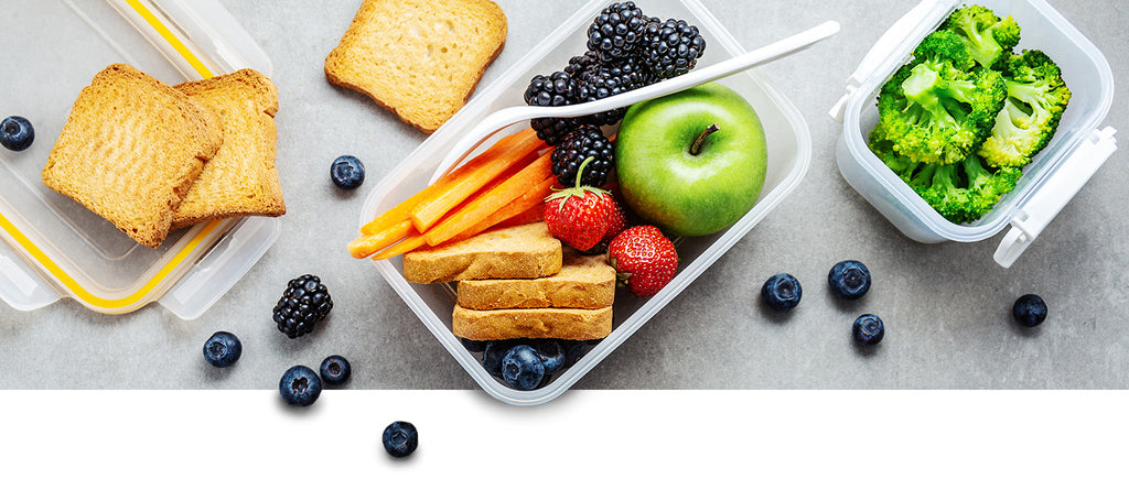 healthy on-the-go snacks