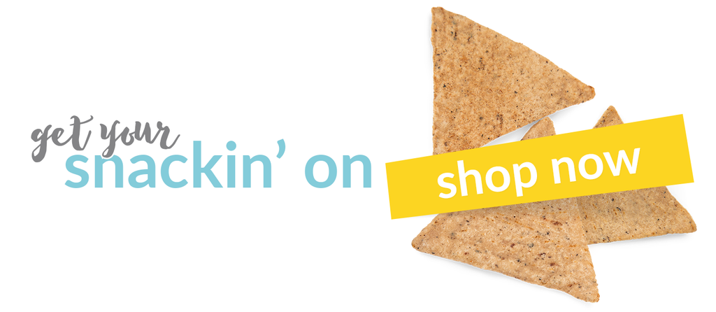 get your snackin' on shop now