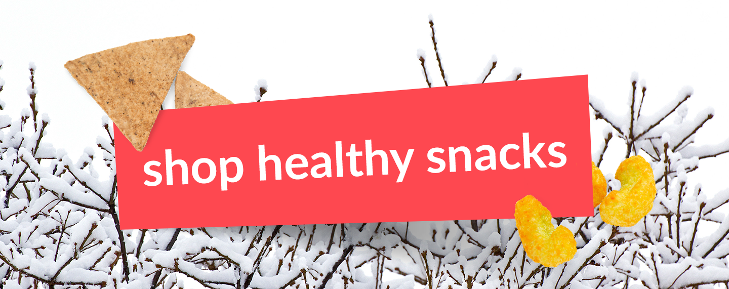 shop healthy snacks