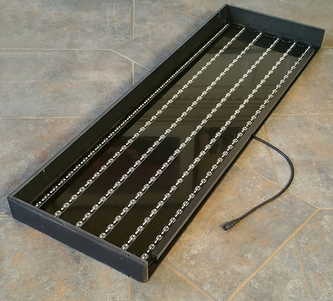 "36"" x 12"" LED Light Strip Panel (2"" high)"