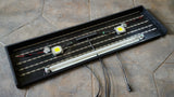 "34"" x 12"" with Dual 20w Spotlights and UVB"
