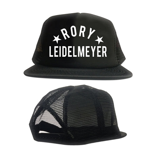 Rory Leidelmeyer Logo Foam Trucker Hat