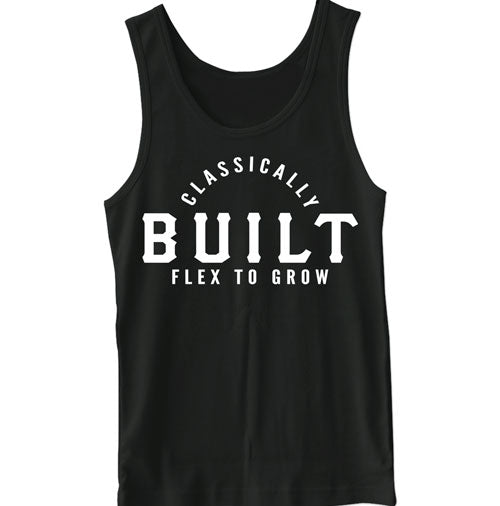 Classically Built Flex To Grow Mens Tank Top