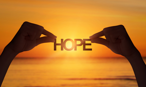 Use Hope to Create Change