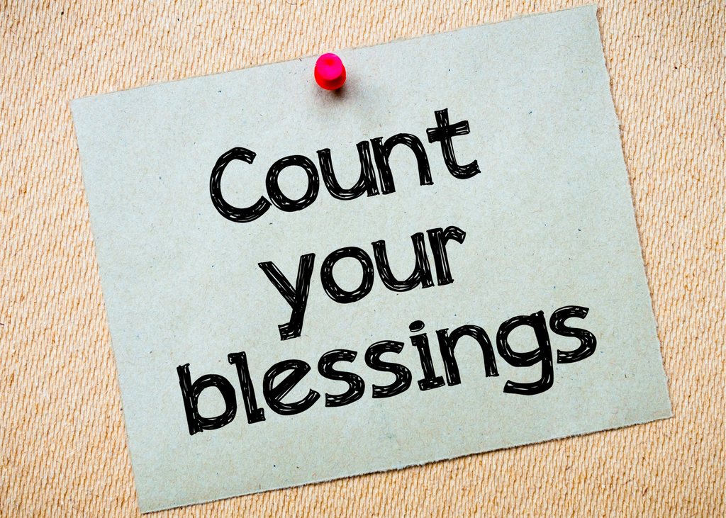 Why Counting Your Blessings Isn't Enough