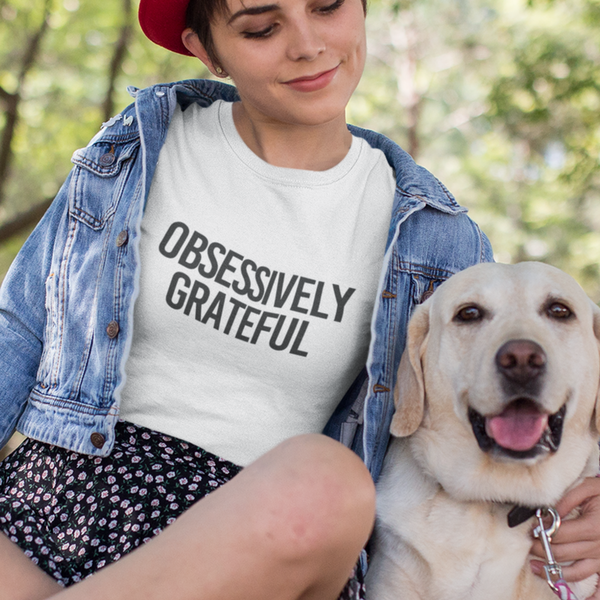 GRATEFUL (Women T-shirt - LIGHT)