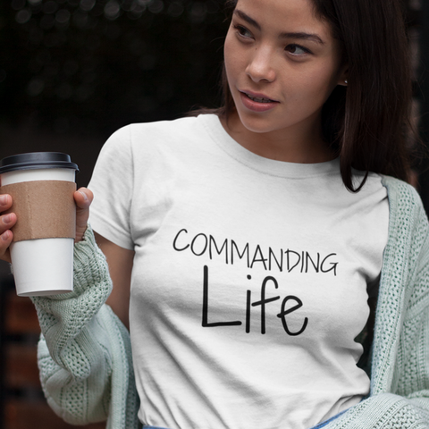 COMMAND - (Women T-shirt - LIGHT)
