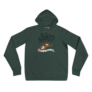 The Sloth's Are Calling And I Must Go - Unisex hoodie - Sloth and Sloth [Product_type], Sloth and Sloth, Baby sloth, slothandsloth