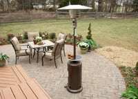 Outdoor Patio Heater with Table