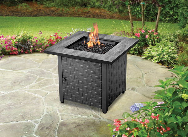 """Drexel"" LP Gas Outdoor Fire Pit"