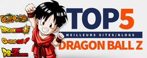 TOP 5 des Sites Dragon Ball Z !