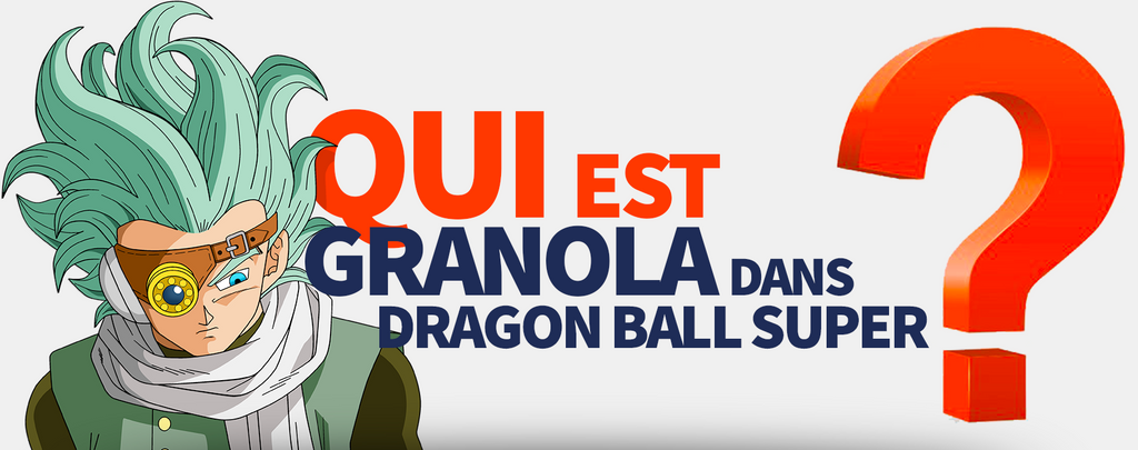 Granola - Dragon Ball Super