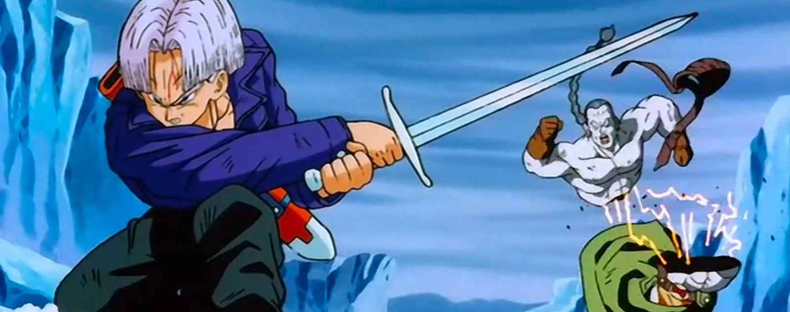 Trunks épée