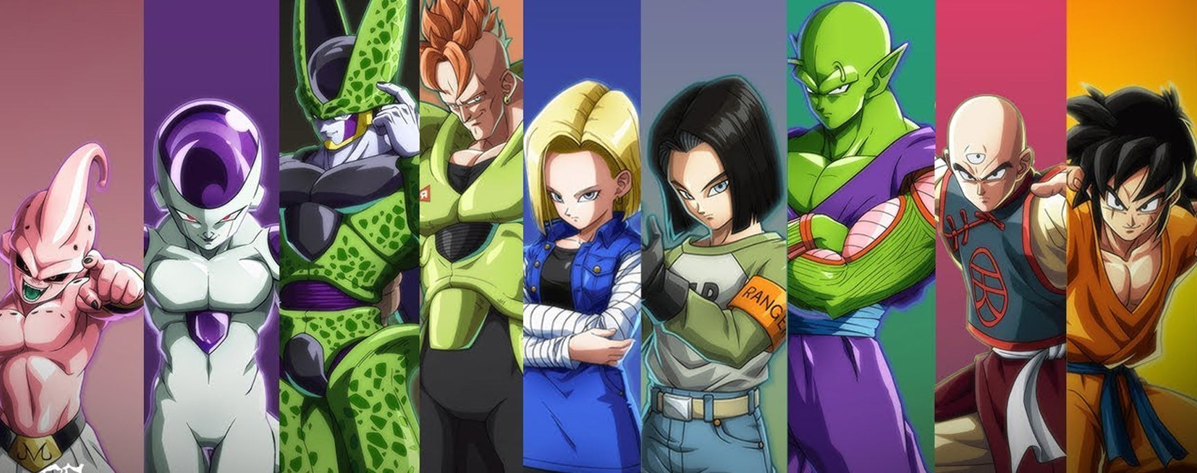 Z-Fighters Dragon Ball