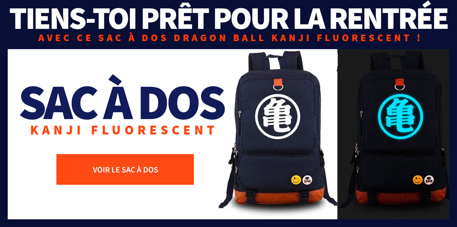 Kanji Dragon Ball Z Fluorescent