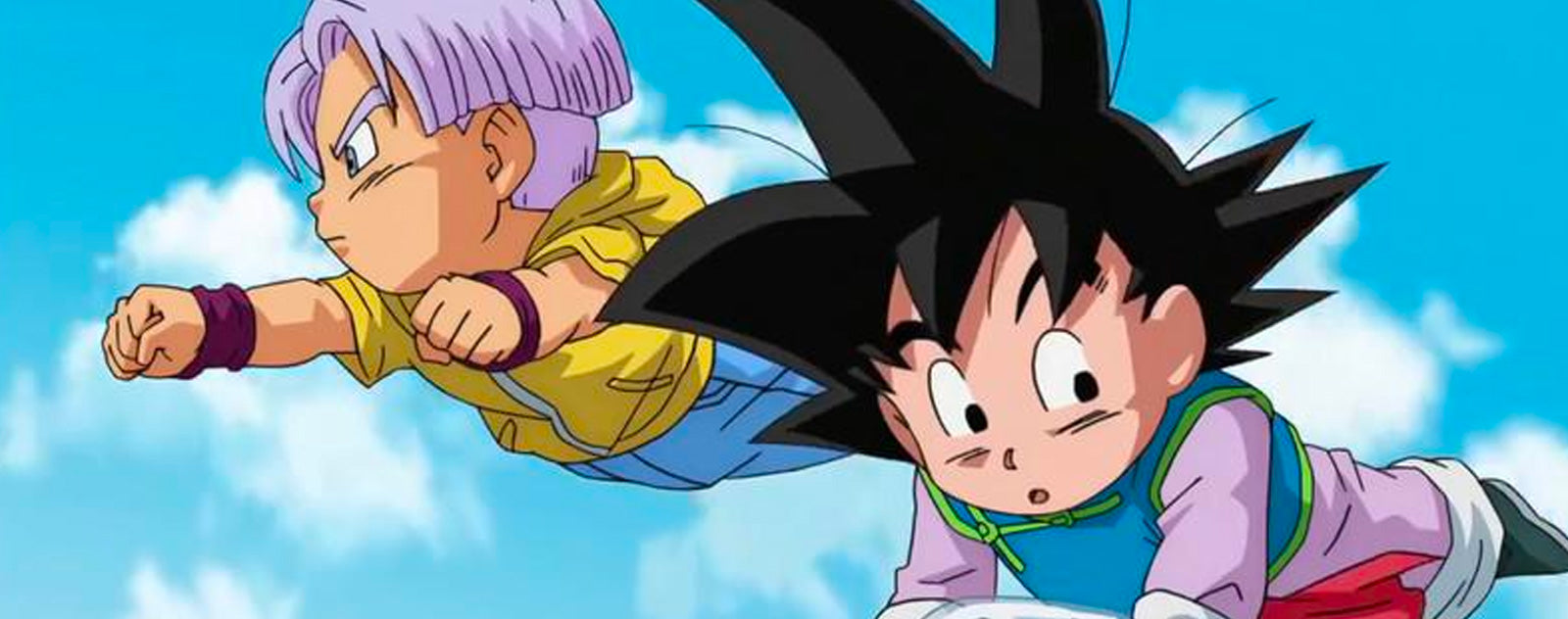 Trunks n'a pas de queue