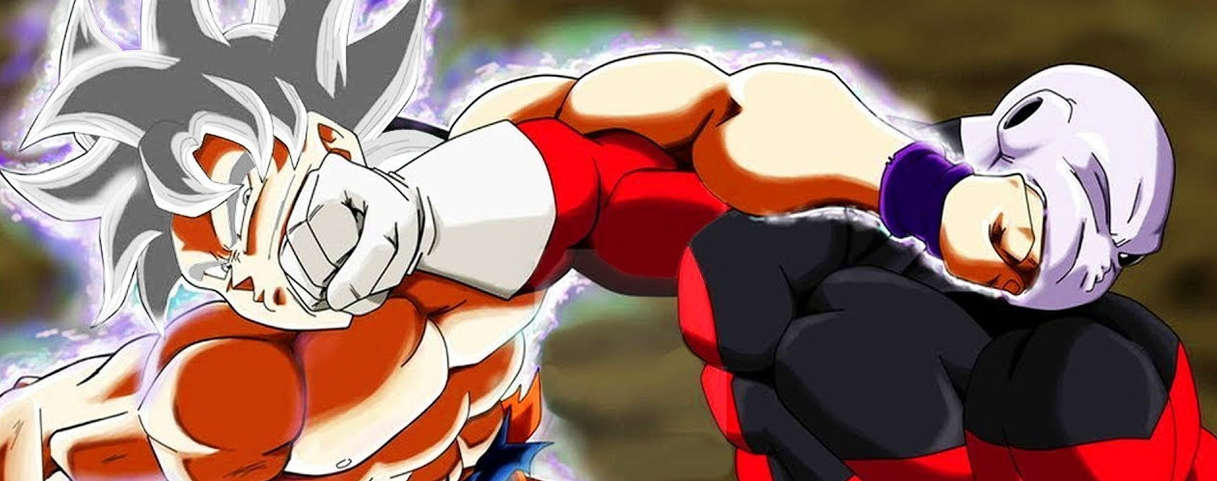 Ultra Instinct vs Jiren