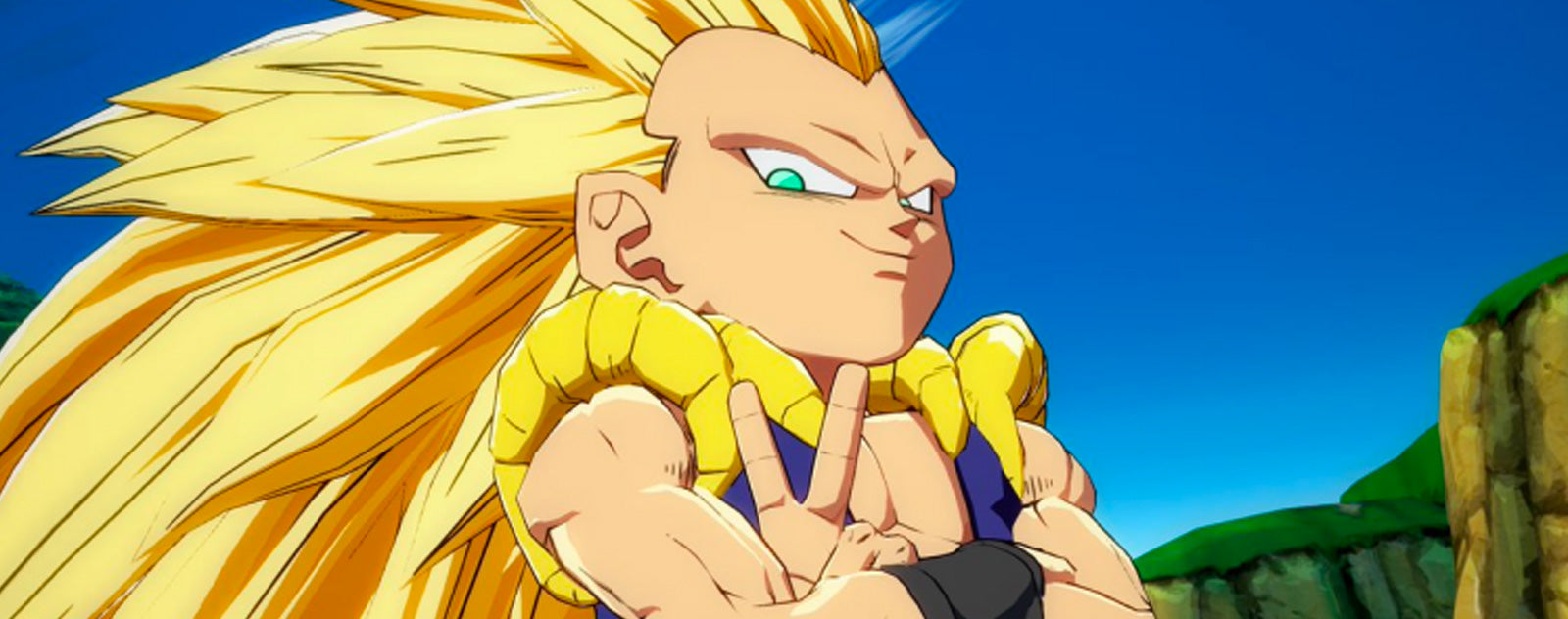 Gotenks Dragon Ball FighterZ