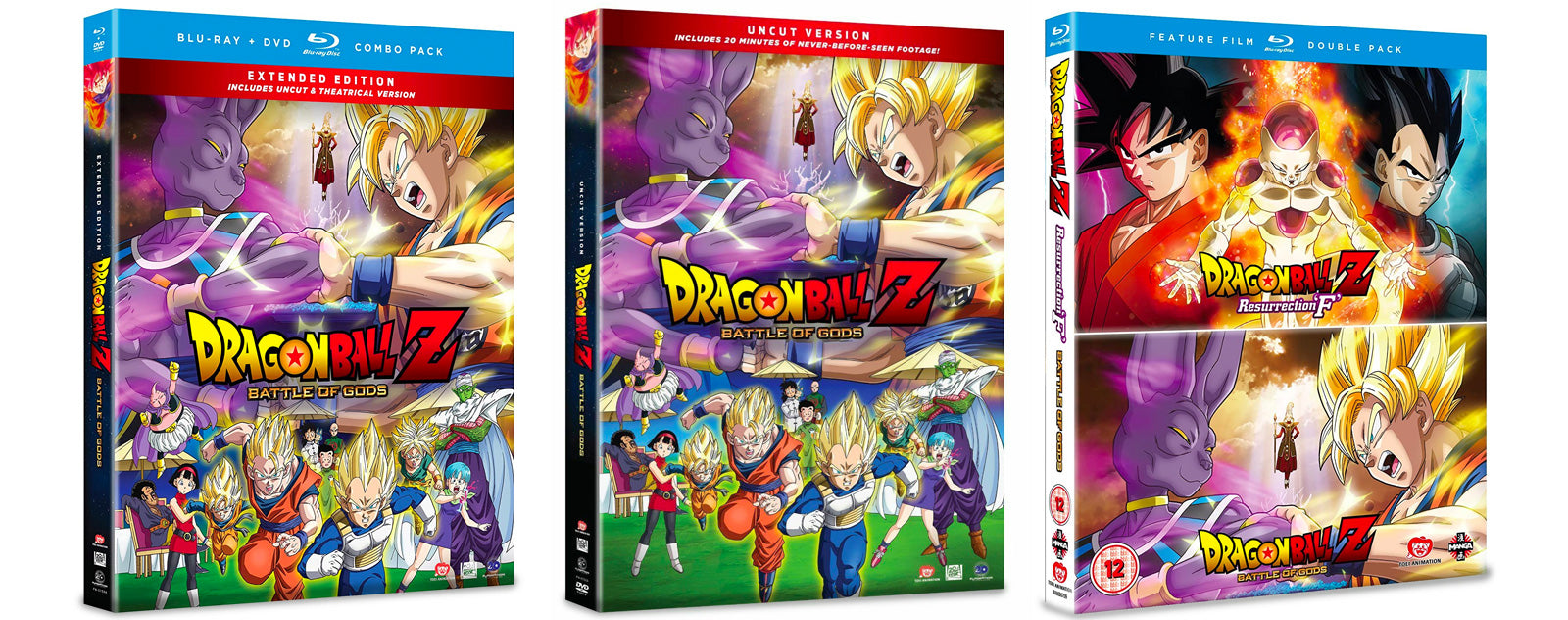 DVD Dragon Ball Z