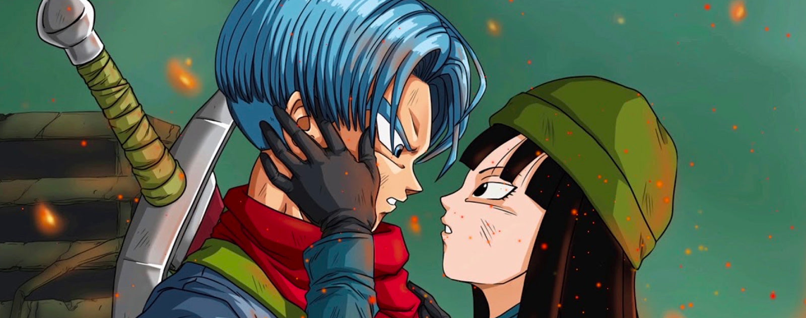 Trunks et Mai