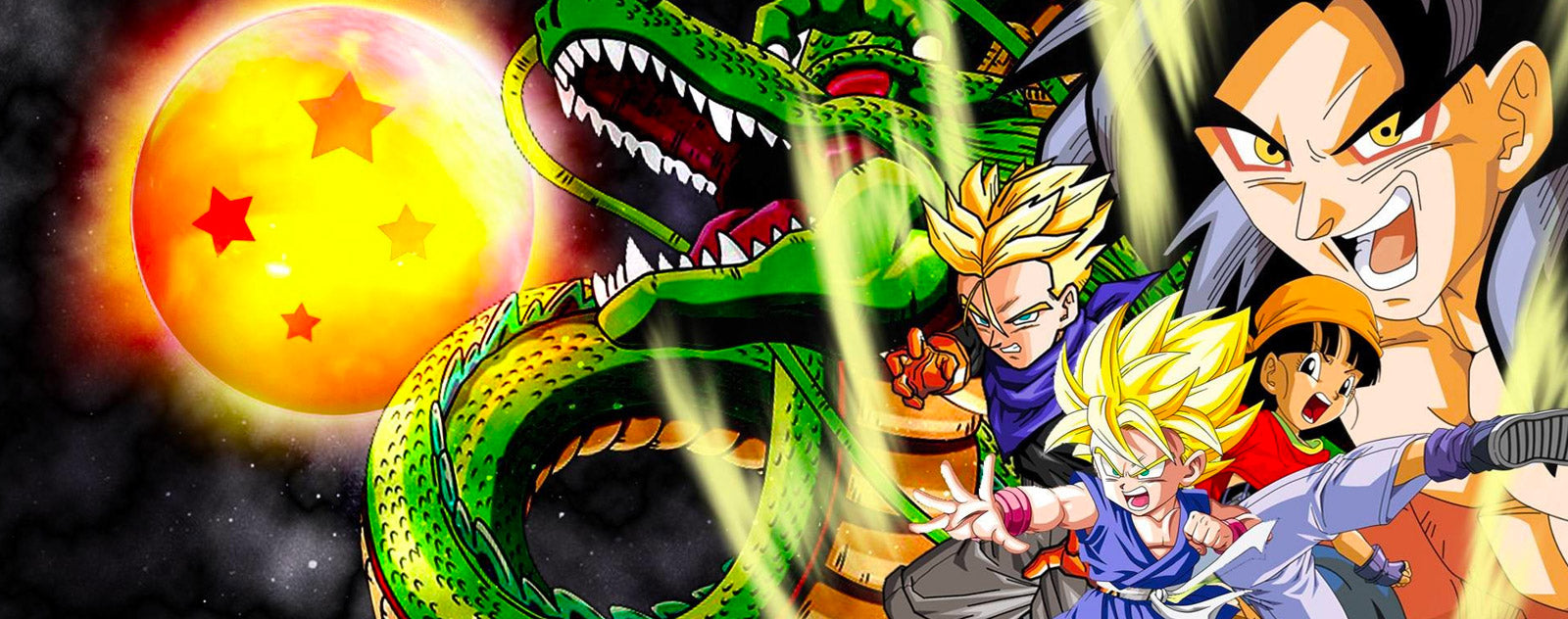 Ordre Dragon Ball GT