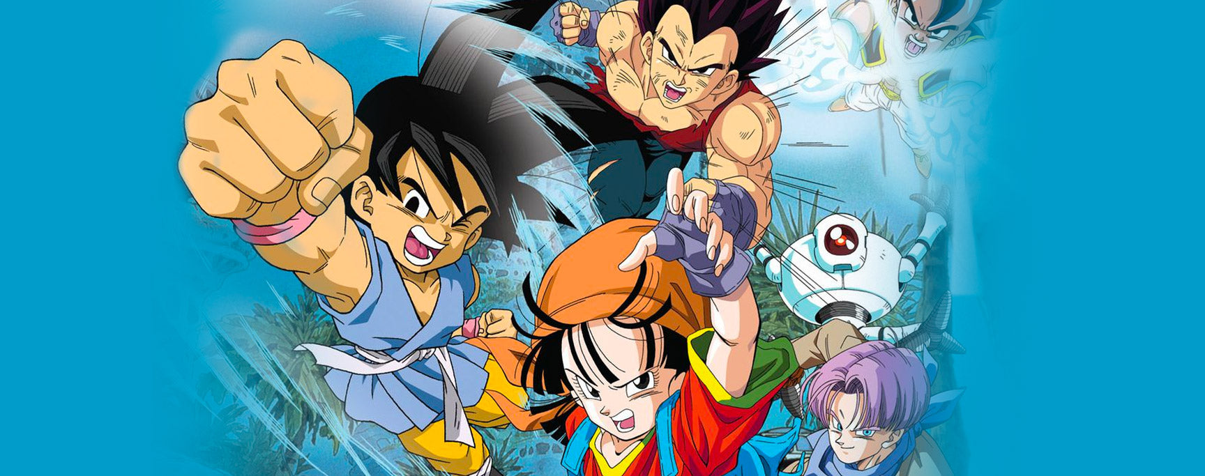 Dragon Ball GT Suite Fan
