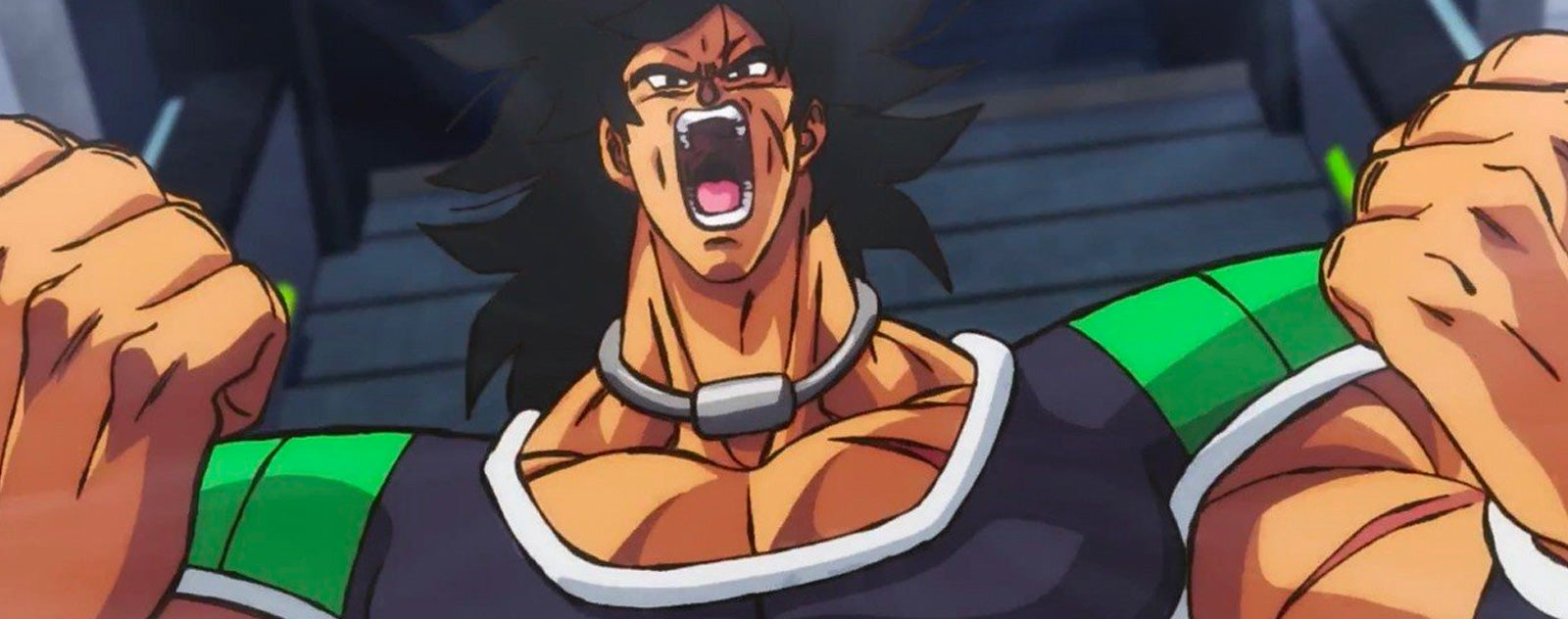 Broly forme Normale