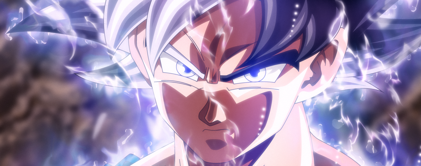 Ultra Instinct Dragon Ball Super