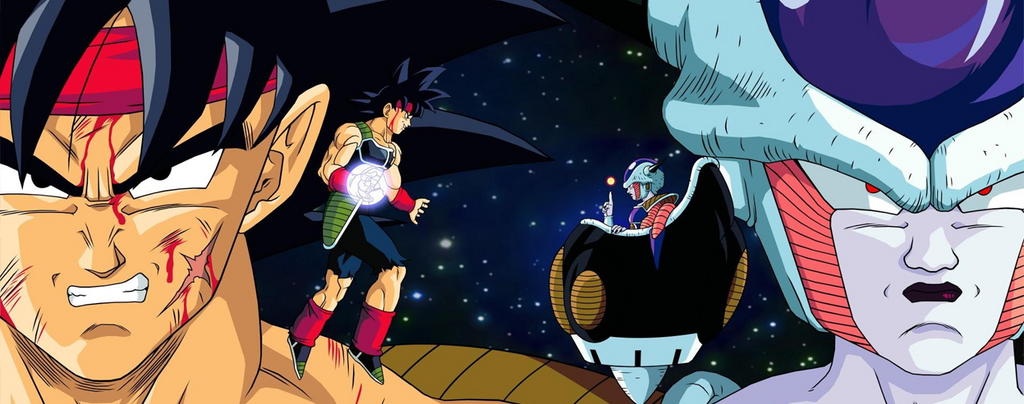 Bardock vs Freezer