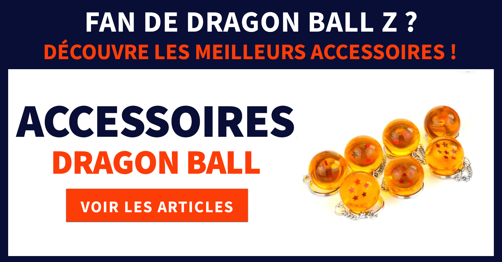 dragon ball porte clé