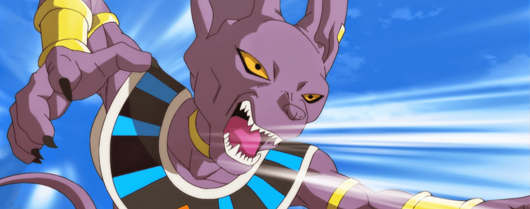 Dragon Ball Z Beerus