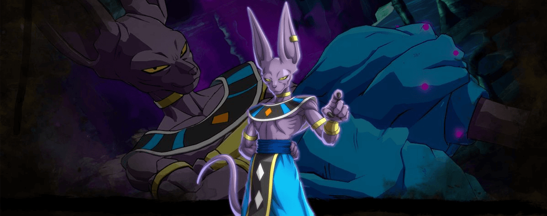 Beerus Dieu de la Destruction