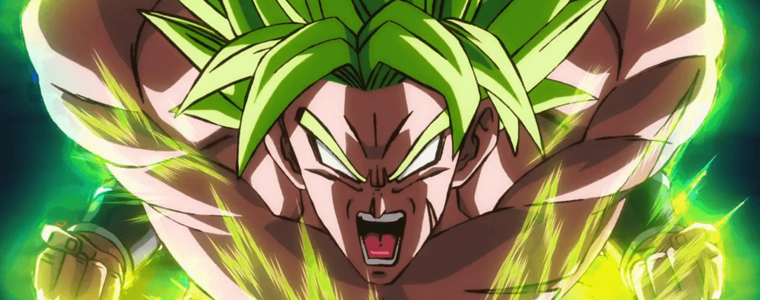 Broly forme ultime