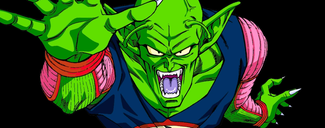 le roi piccolo dans dragon ball