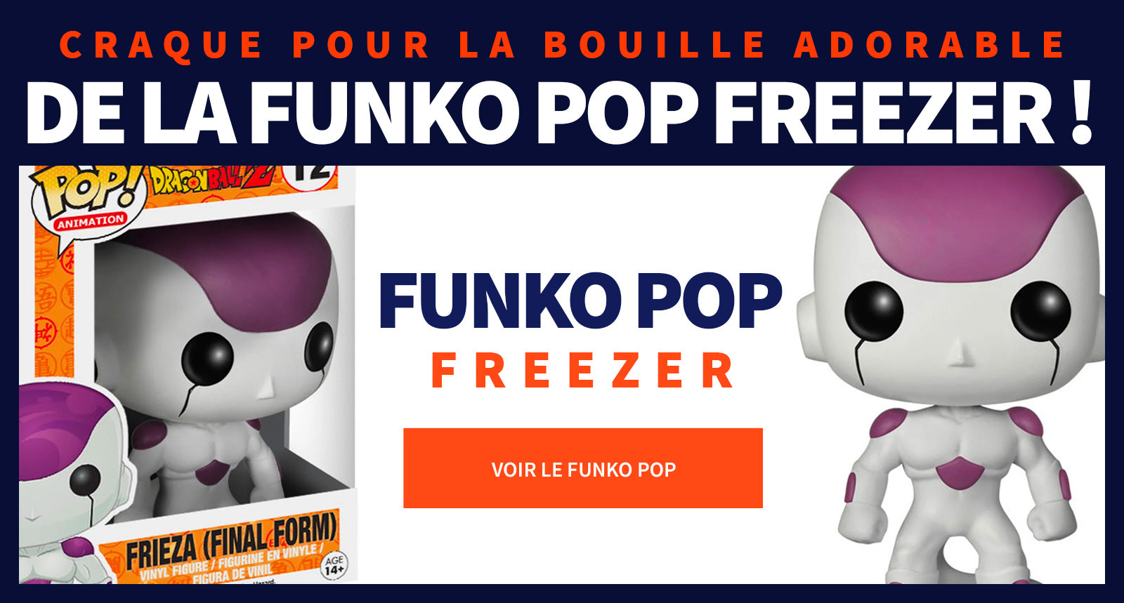 Funko Pop Freezer DBZ