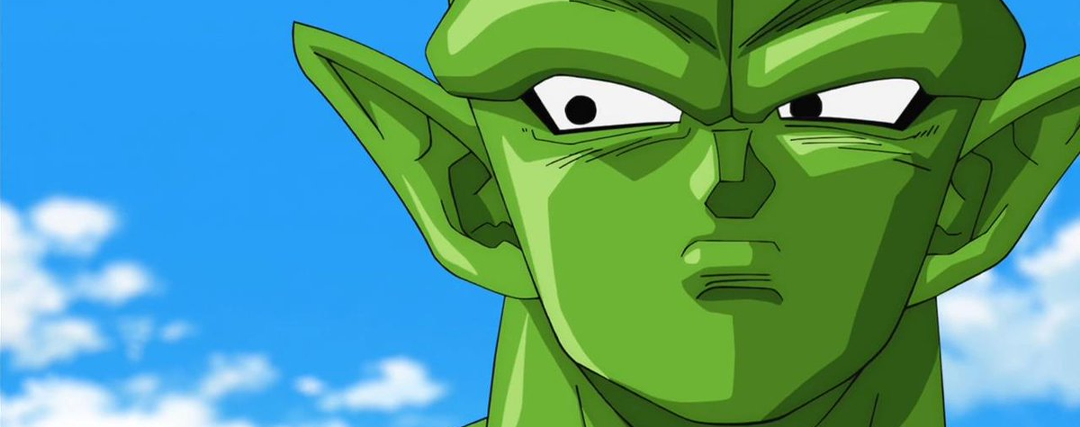 Piccolo à la fin de Dragon Ball Z