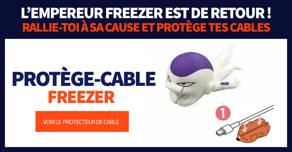 Protection chargeur Dragon Ball Z