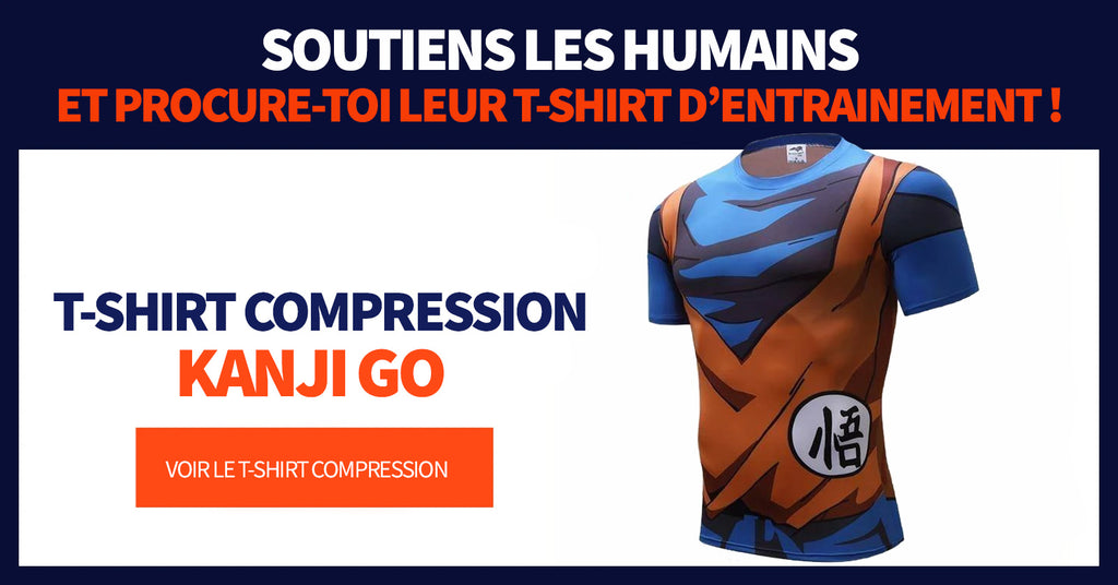 T-Shirt Compression DBZ