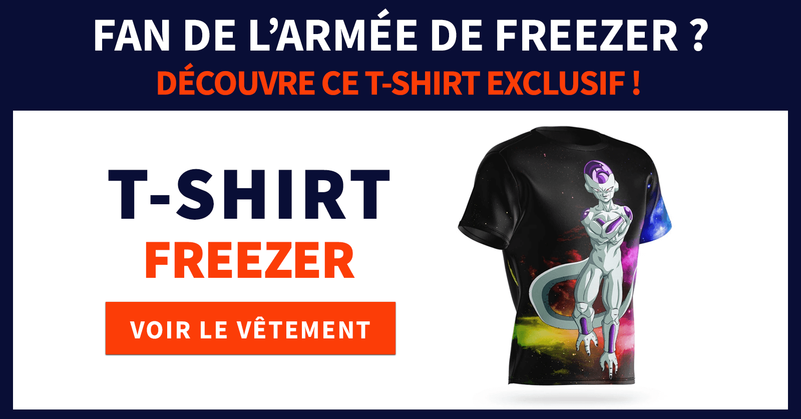t shirt freezer dbz