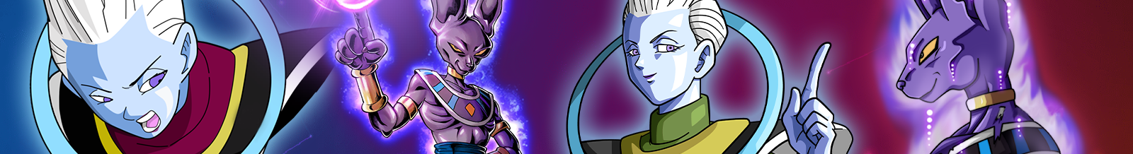 Whis  & Beerus